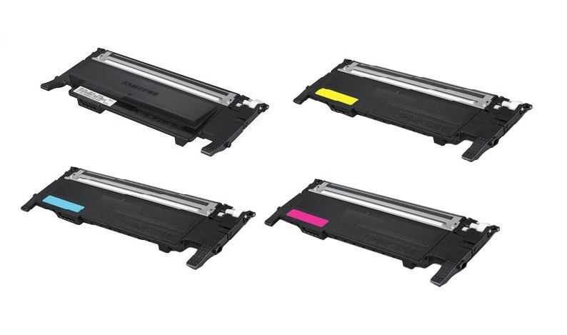 BTS SAMSUNG CLT-K404S černý - kompatibilní kazeta CLT-K404S