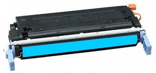 HP C9721A cyan - kompatibilní