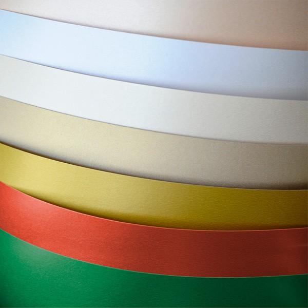 UNIVOX ozdobný papír Iceland 220g, 20ks barva papíru: bílá