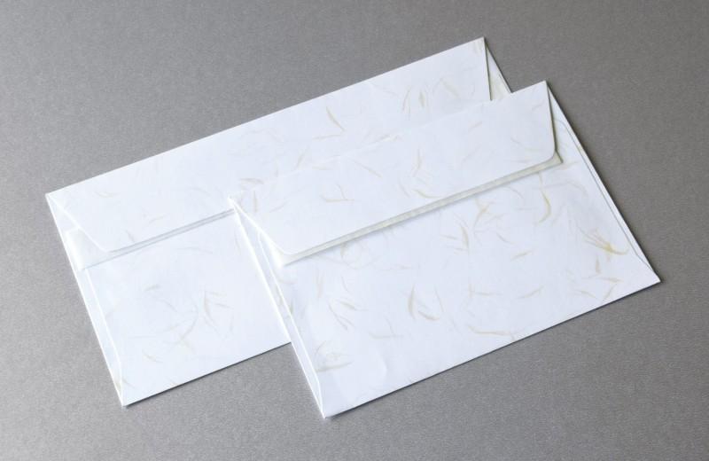 UNIVOX obálky DL Vítr bílá 120g, 10ks