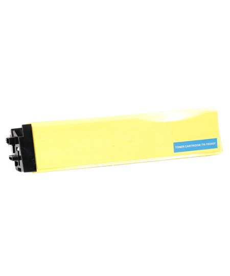 Kyocera TK-540 yellow - kompatibilní toner TK-540Y