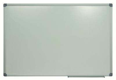 Filux Magneticka tabule Standard 45x60 - bílá lakovaná, hliníkový rám
