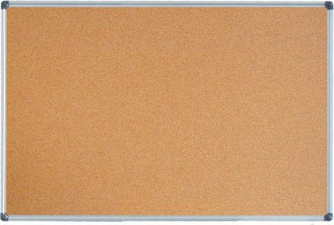 Filux Korková tabule 90x120 cm
