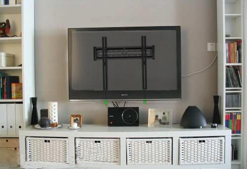 Fixní držák pro ploché TV Northbayou C2F C2F
