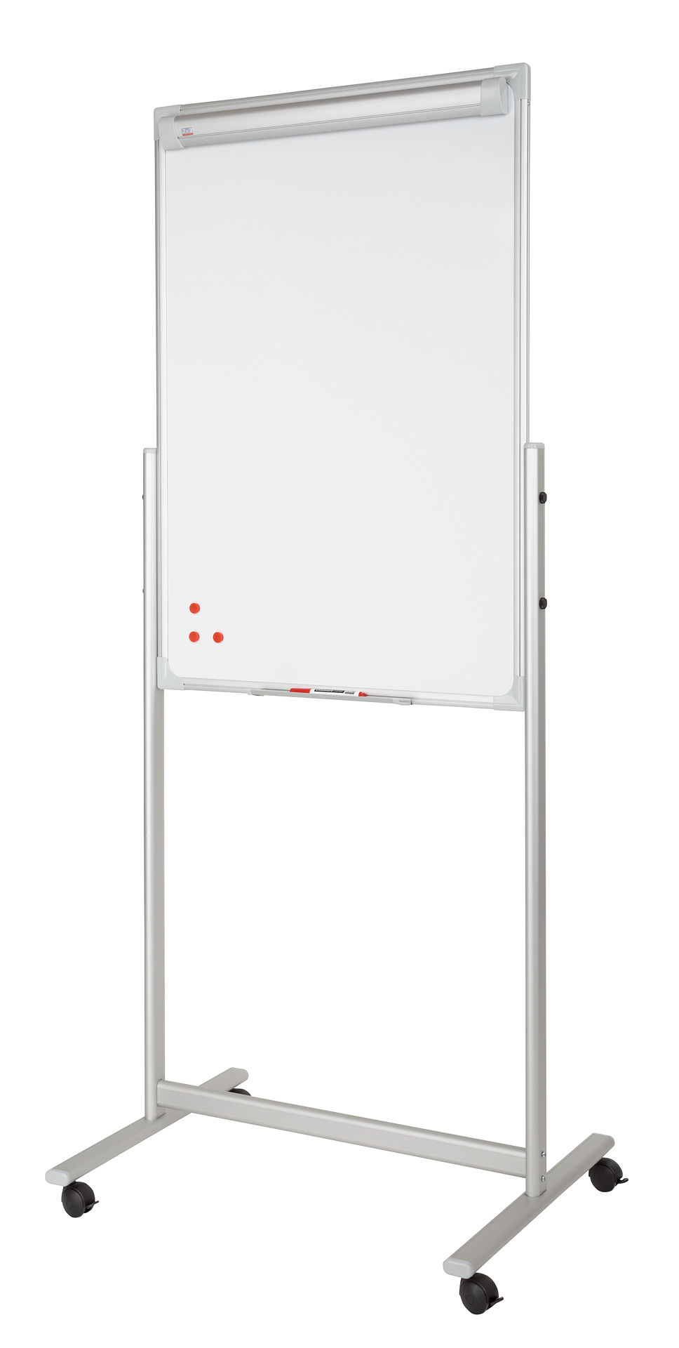 2x3 Flipchart TF14P3, oboustranný, keramický, 104x70 cm