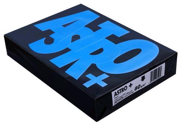 Xerox papír ASTRO+, A4 80g/m2 500listů