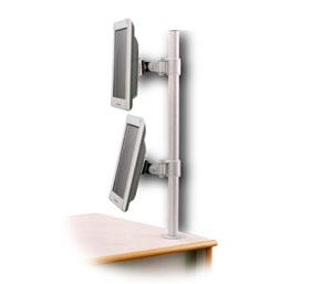 Stolní držák na 2 monitory EDBAK SV08 SV08