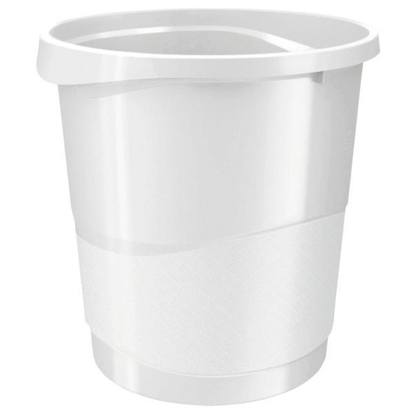 Koš odpadkový Esselte VIVIDA bílý 623945