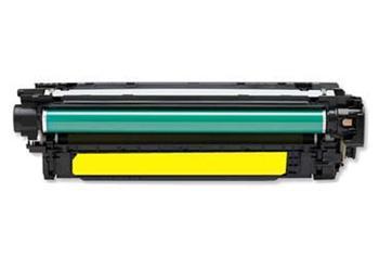 Printwell HP CE402A, yellow - kompatibilní