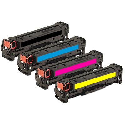 Printwell HP CF210X black - kompatibilní toner