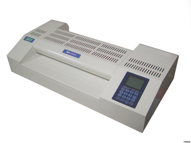 DSB Profesionální kapsový laminátor A3 - SKY335R6
