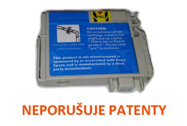 Printwell Cartridge Epson C13T12844010 yellow - kompatibilní 13ml