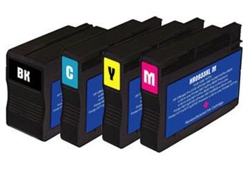 BTS Cartridge HP CN054 No.933XL cyan - kompatibilní CN054