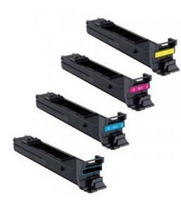 Printwell Toner Minolta A0DK252 pro Magicolor 4600/4650/4690 yellow - kompatibilní