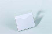 Jmenovka DURABLE 60 x 90 (otevřené pouzdro), transparentní