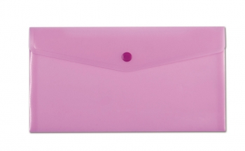 Spisové desky CONCORDE s drukem DL, pastelová růžová