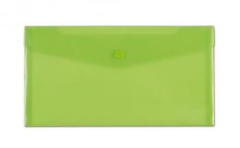 Spisové desky CONCORDE s drukem DL, pastelová zelená