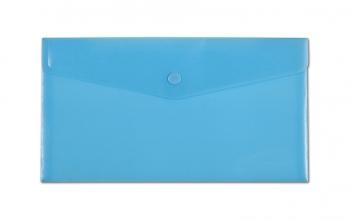 Spisové desky CONCORDE s drukem DL, pastelová modrá