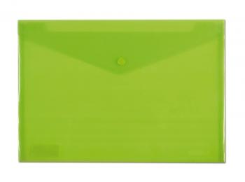 Spisové desky CONCORDE s drukem A4, pastelová zelená
