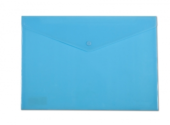 Spisové desky CONCORDE s drukem A4, pastel modrá