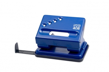 Děrovačka SAX 408, modrá