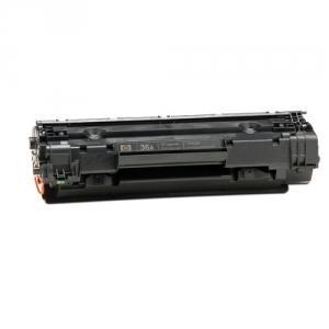 Printwell HP CB436A černý - kompatibilní