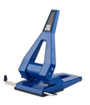 Děrovačka SAX 608, modrá