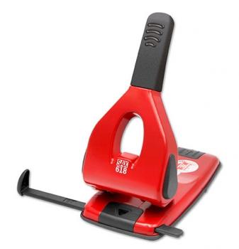 Děrovačka SAX 618, červená A9754991