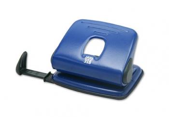 Děrovačka SAX 318, modrá