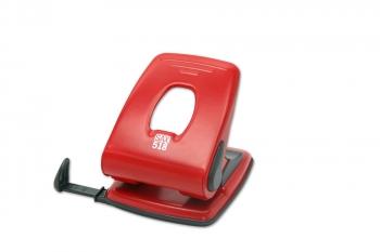 Děrovačka SAX 518, červená