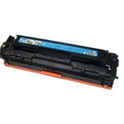 BTS Toner HP CB541A pro CP 1215, CP 1518, 1514N, CM1312, cyan, kompatibilní