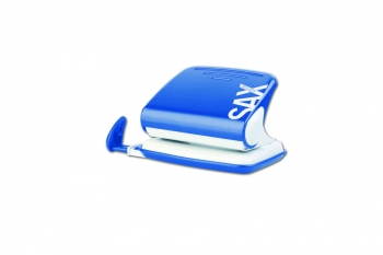 Děrovačka SAX Design 318, modrá