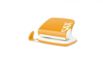Děrovačka SAX DESIGN 318, oranžová