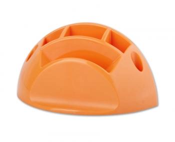 ICO Stojánek na tužky a bločky SMART DESIGN, oranžová