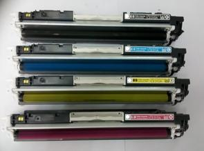 Printwell HP CE311A LaserJet CP1025 cyan - kompatibilní toner
