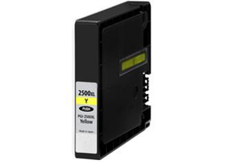 Printwell Canon PGI-2500XLY - kompatibilní cartridge