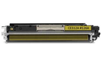 Printwell HP CE312A LaserJet CP1025 yellow - kompatibilní toner