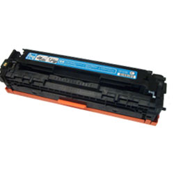 BTS HP CF401X cyan - kompatibilní toner