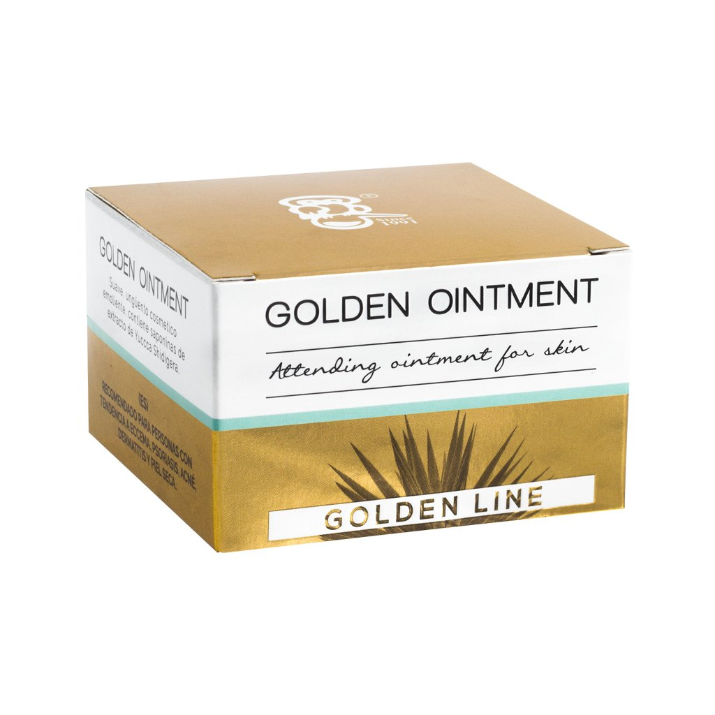61 golden ointment 50 ml na kozni problemy