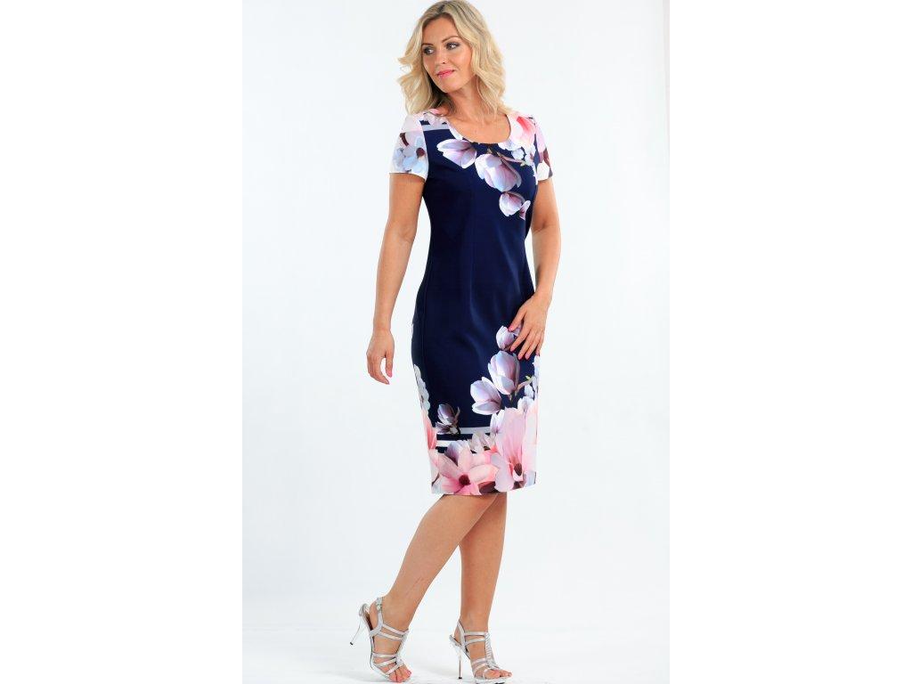 a12ea07ceecf Letní dámské pouzdrové šaty - Noel boutique
