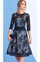 587ecd19bc1d Společenské šaty pro plnoštíhlé - Noel boutique