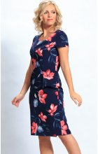 Elegantní dámské letní šaty
