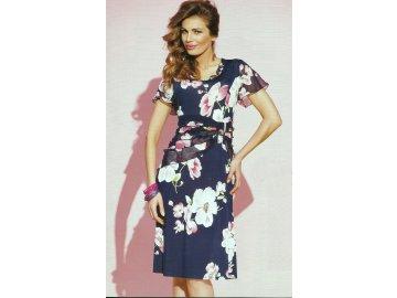 Letní romantické šaty L117