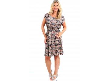 Dámské letní bavlněné šaty