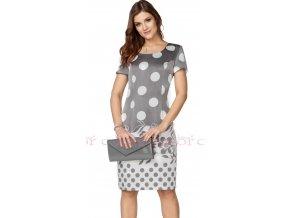 Dámské letní společenské šaty L335