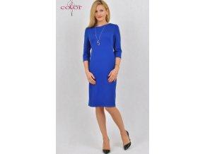 2019 sukienka judyta niebieska