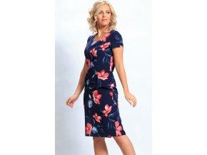 Elegantní dámské letní šaty L216