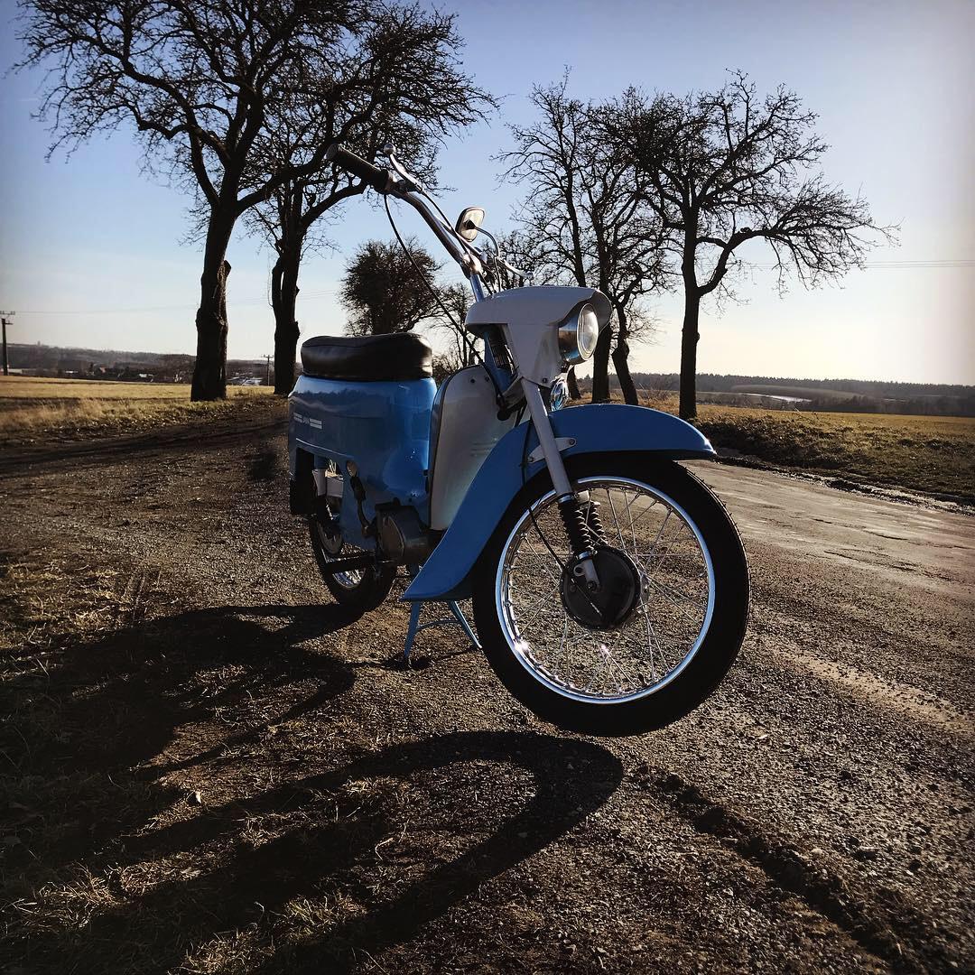 #Projekt Motorcycle (Jawa 50/21 Sport - renovace)