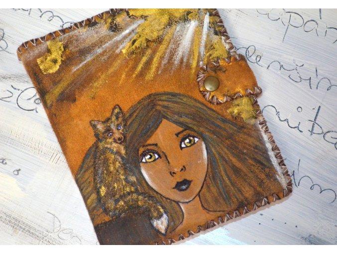 Mezi stíny - zápisník A5/160