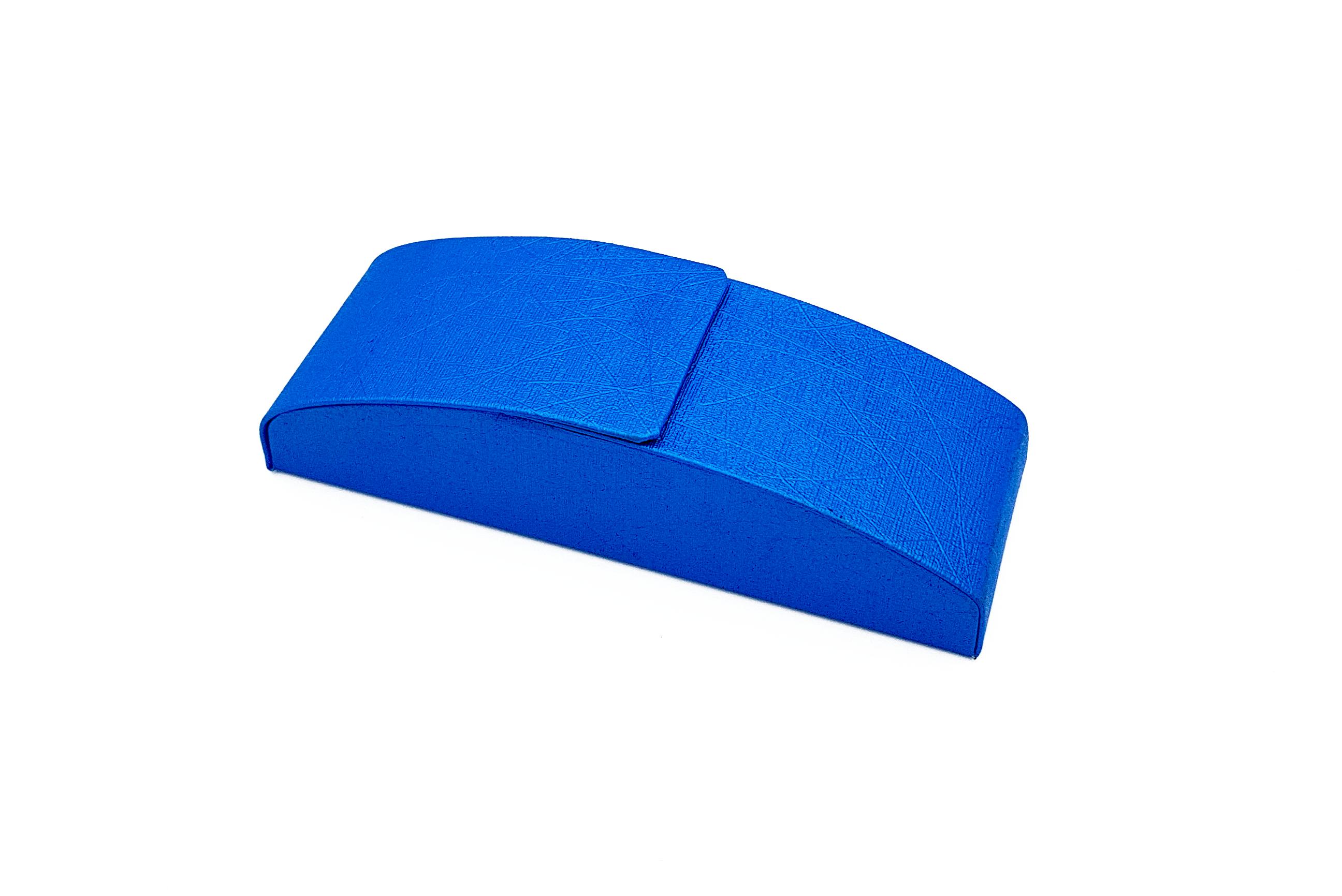 Pouzdro na brýle - stylové Barva: modrá